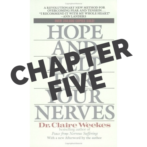 Hope And Help For Your Nerves Book Cover
