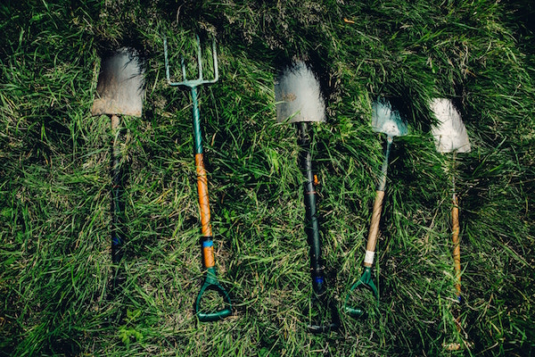 Shovels - Representing Digging For The Root Cause Of Your Problem