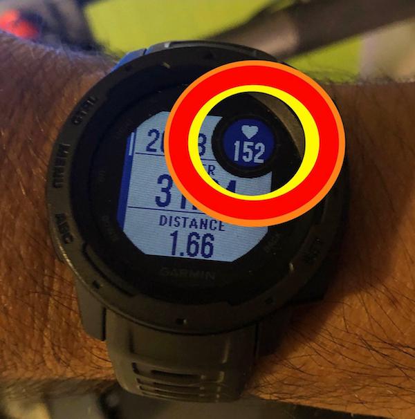 Heart Rate Tracker Watch